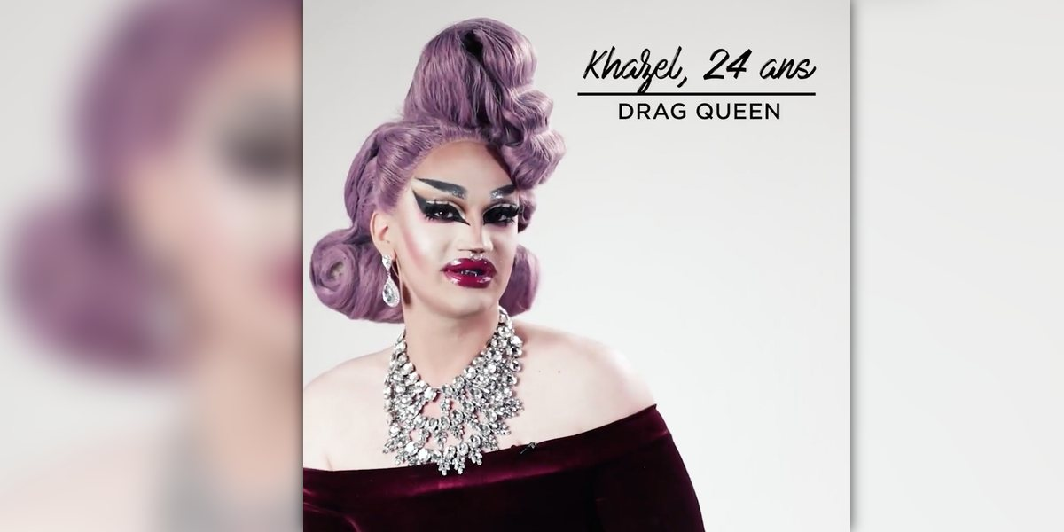 Fils de maire à La Réunion, drag queen à Paris !