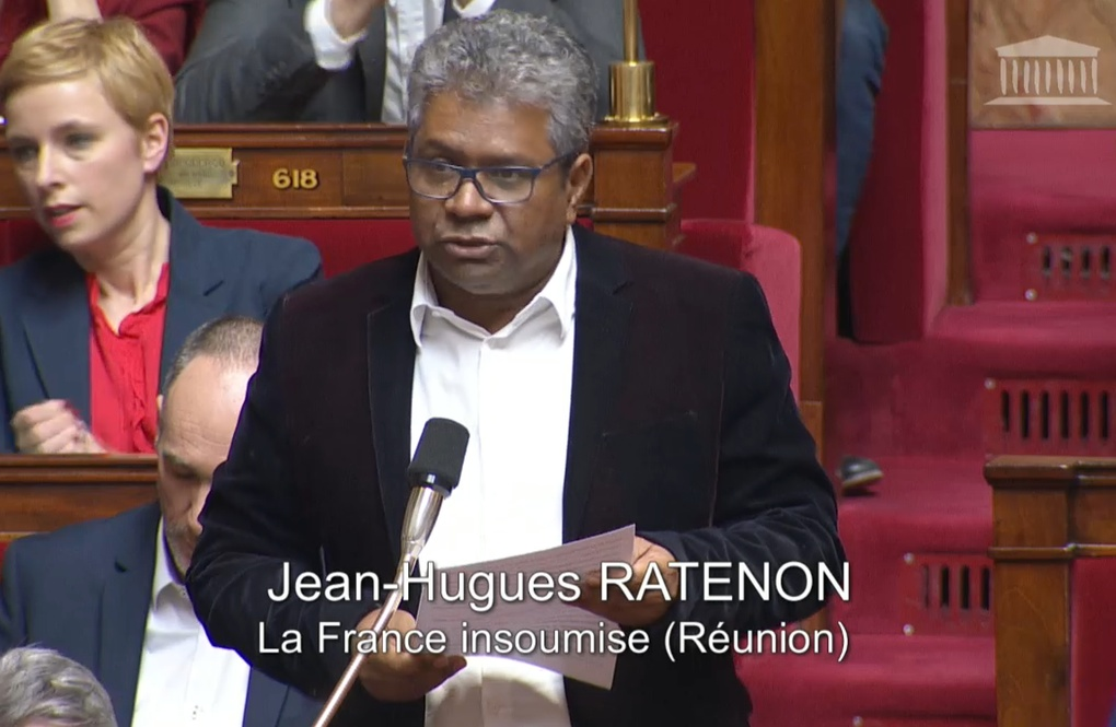 Scandale Brigitte Bardot : Jean-Hugues Ratenon applaudi à l'Assemblée nationale