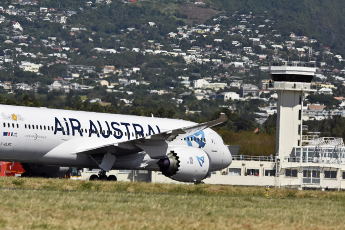Air Austral fait le point sur l'immobilisation de son Boeing 787-8