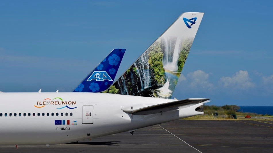 Photo: Facebook-Air Austral