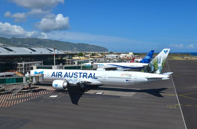 Air Austral suspend ses vols internationaux jusqu'au 30 septembre