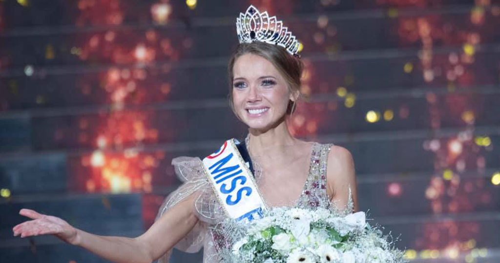 Source: Facebook Miss France, Sipa Press
