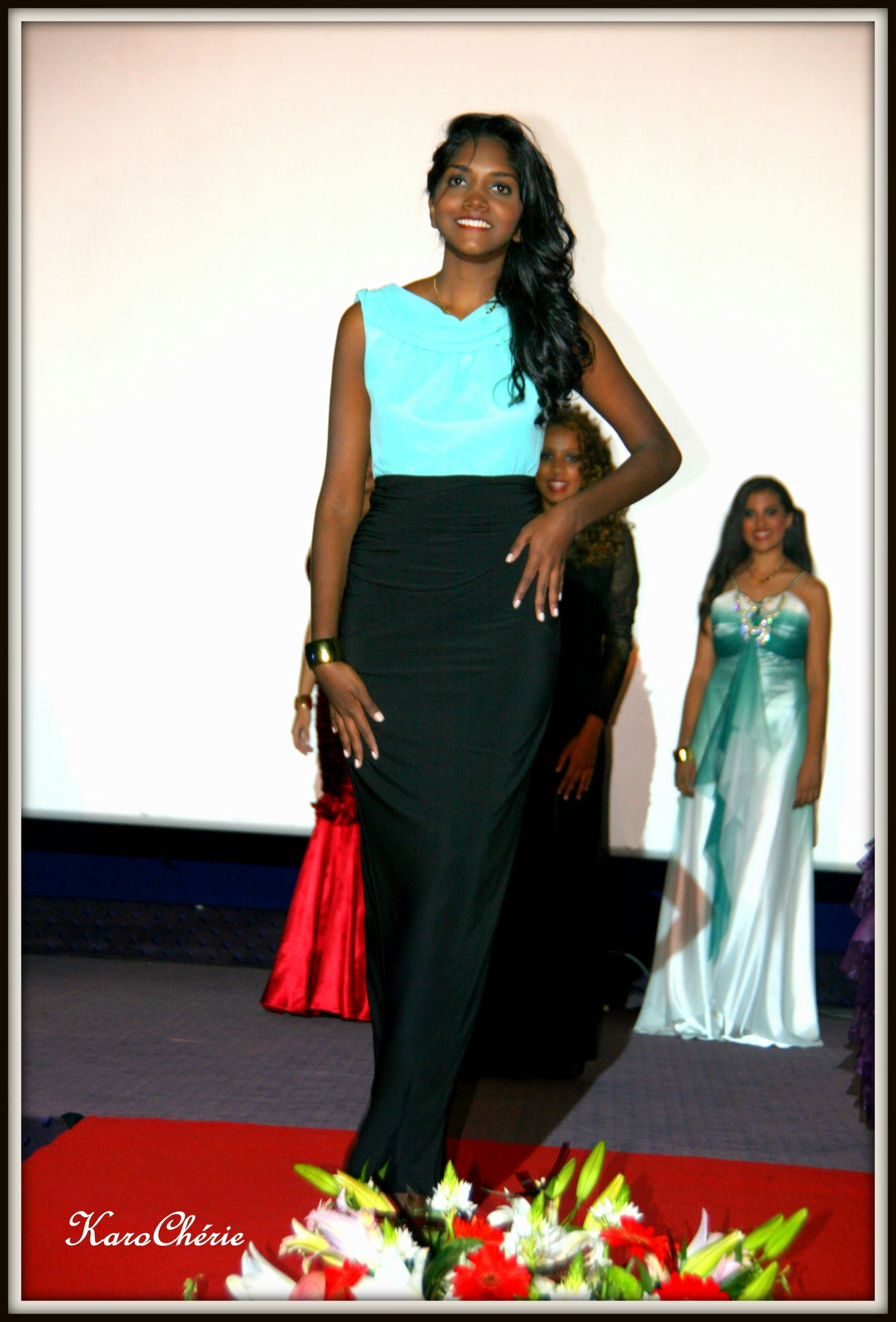 Anne-Christie Epissard élue Miss Sainte-Marie 2014
