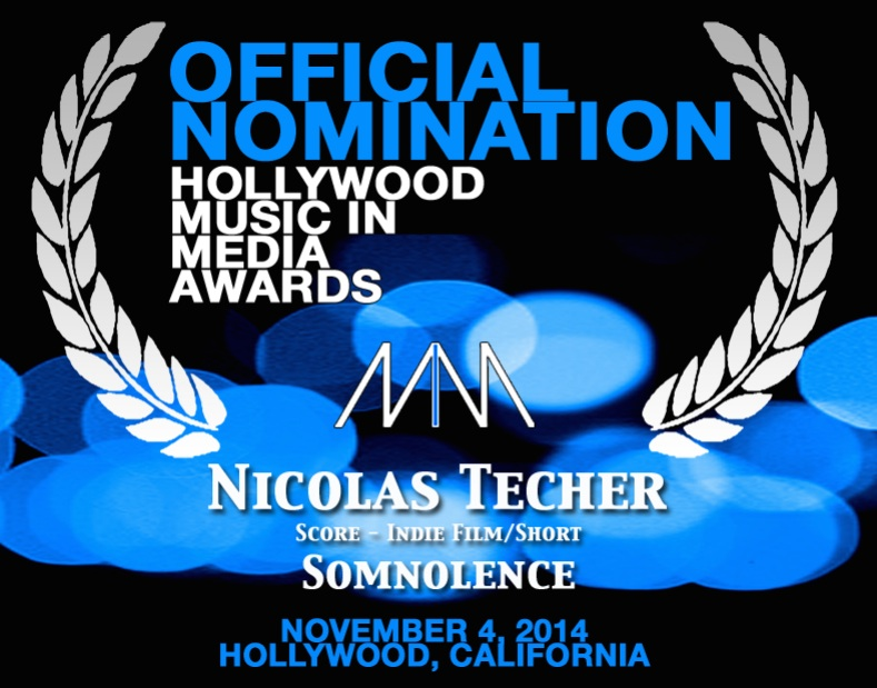 Nicolas Techer, le compositeur réunionnais nominé à Hollywood