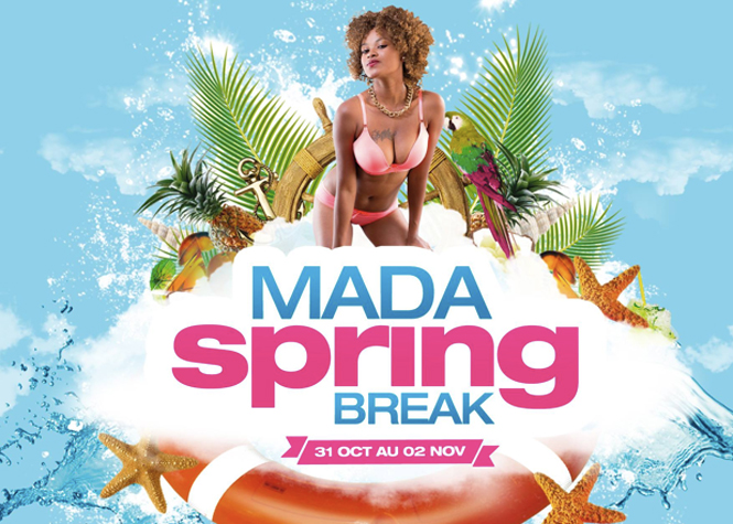 "48 heures de fiesta: En direct du ""Mada Spring Break"""