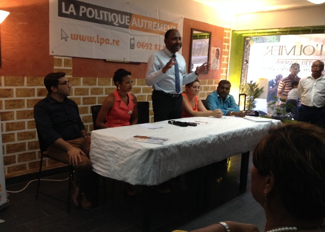 Le LPA lance sa section à Saint-Denis