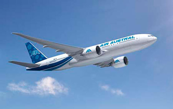 Cyclone Bansi: Air Austral modifie son programme de vols de la journée