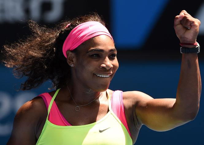 Serena Williams remporte l'Open d'Australie