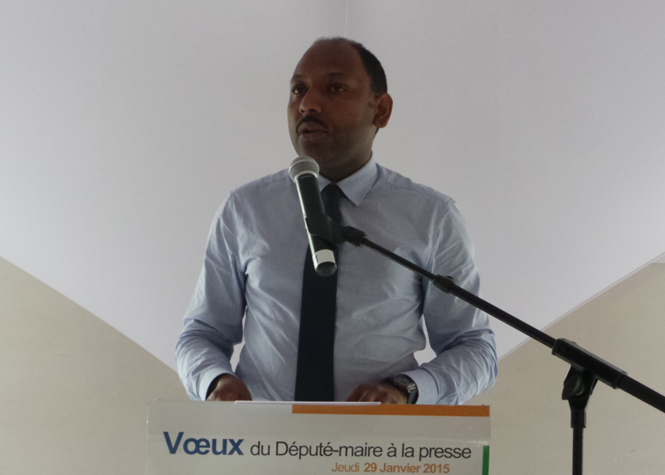Thierry Robert installe son LPA à Mayotte