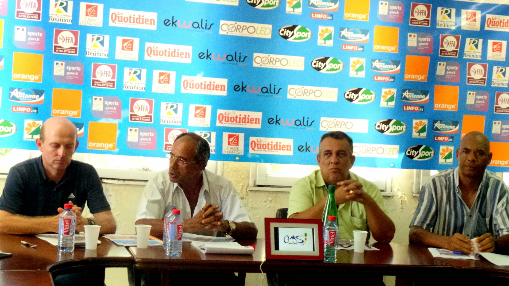 Meeting international d'athlétisme 2015