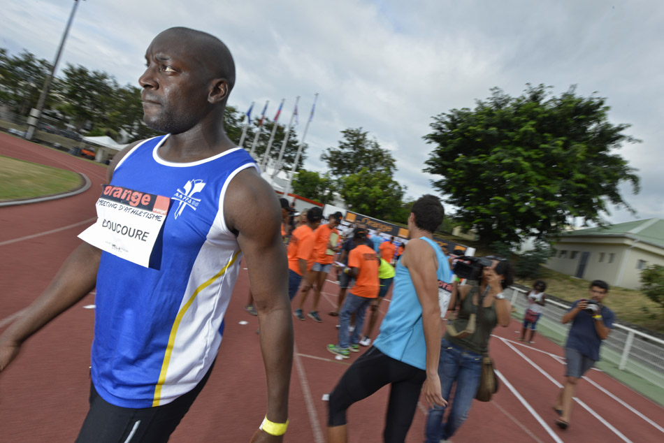 Retour en images sur le meeting international d'athlétisme de Saint-Denis
