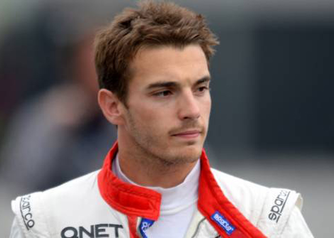 formule 1 jules bianchi d c de l 39 ge de 25 ans. Black Bedroom Furniture Sets. Home Design Ideas