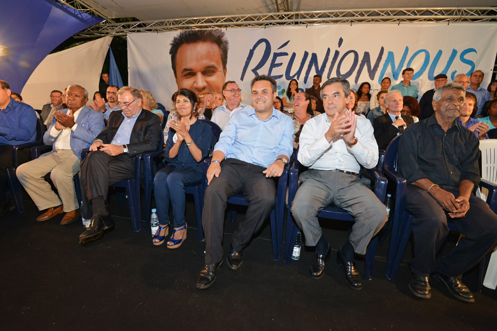 Retour en images sur le meeting de Didier Robert
