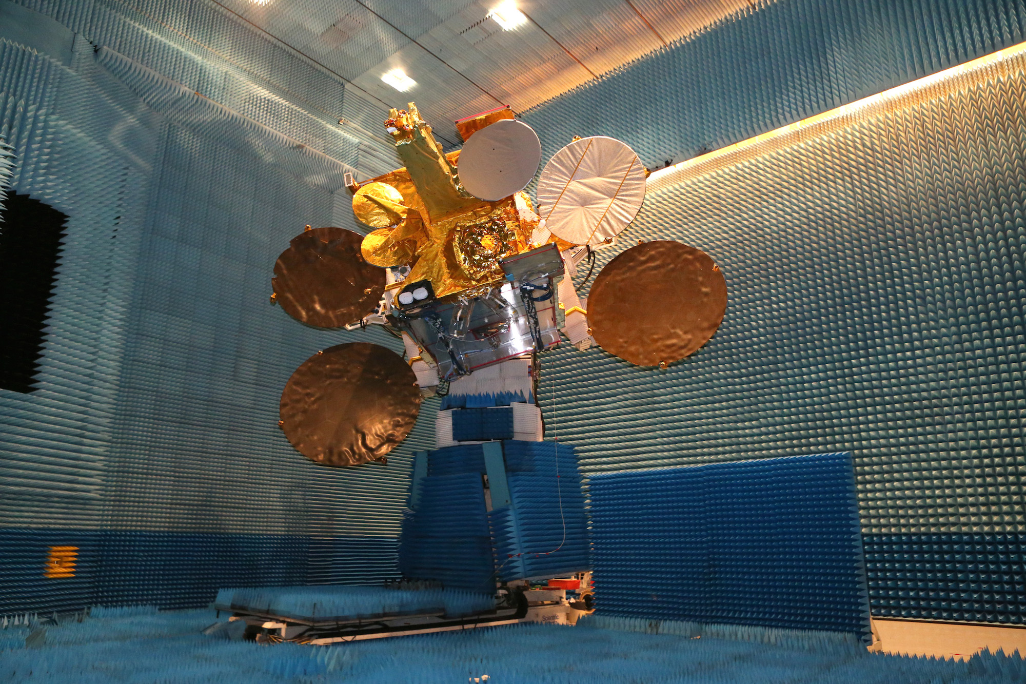 Photo: Airbus Defence and Space SAS 2014