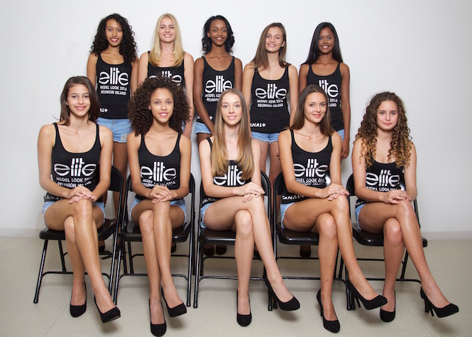 Retrouvez les 10 candidates d'Elite Model Look Reunion