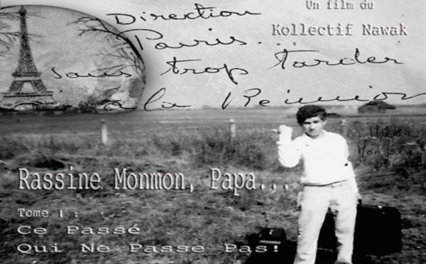 "Sainte-Suzanne: Projection du film ""Rassine monmon, papa"""