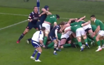 Six Nations: La France s'incline face à l'Irlande (19-9)