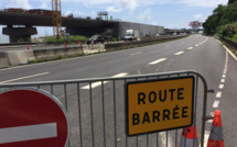 Accident route du littoral: Circulation totalement interrompue