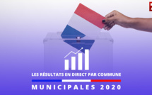 Municipales 2020 : Les résultats en direct par commune