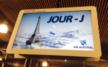 Air Austral inaugure le vol Mayotte-Paris